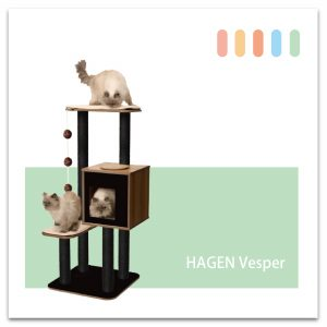 HAGEN Vesper V-High Base Black 黑-01