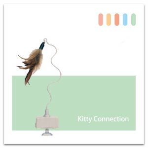 Kitty Connection聰明貓樂高-森林鳥-01
