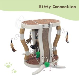 Kitty Connection聰明貓樂高-豪宅組