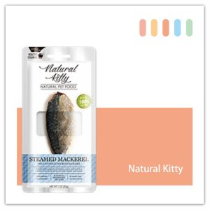 Natural Kitty自然小貓100%天然野鯖魚 30G-01