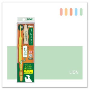 LION PETKISS 親親多功能牙刷 1pcs-01